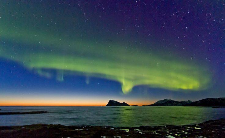 Frank Olsen, Norway