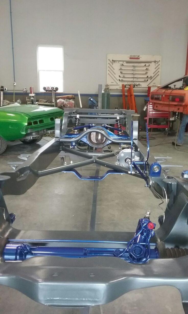 47 ford p u custom griffin racecraft