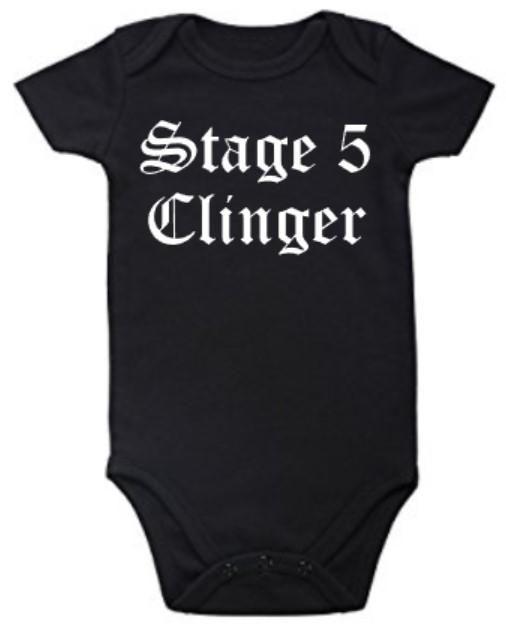 df1664668 Stage 5 Clinger Unisex Baby Bodysuit
