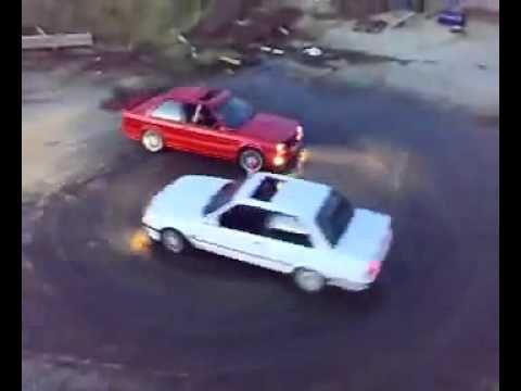 BMW e30 drifting | http://shatelly.com