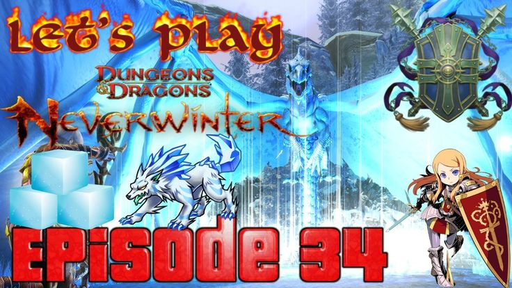 Killing the ice dragon and back into the warmth! - Neverwinter Xbox one ...