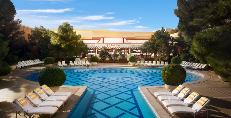 21 best las vegas hotels and shows images on pinterest for Pool and patio show las vegas