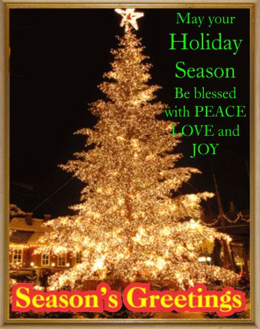 284 best merry christmas greeting images on pinterest christmas share the blessings on this holiday season free online seasons gretings card ecards on seasons greetings m4hsunfo Gallery