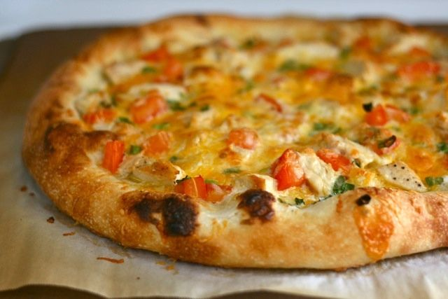 Masa de pizza casera