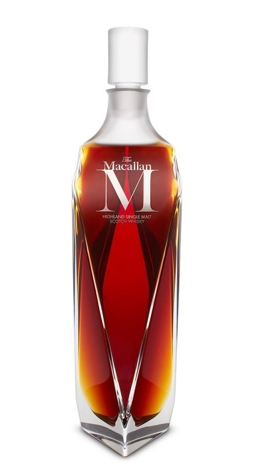 Macallan 'M'  The $600,000 dollar scotch