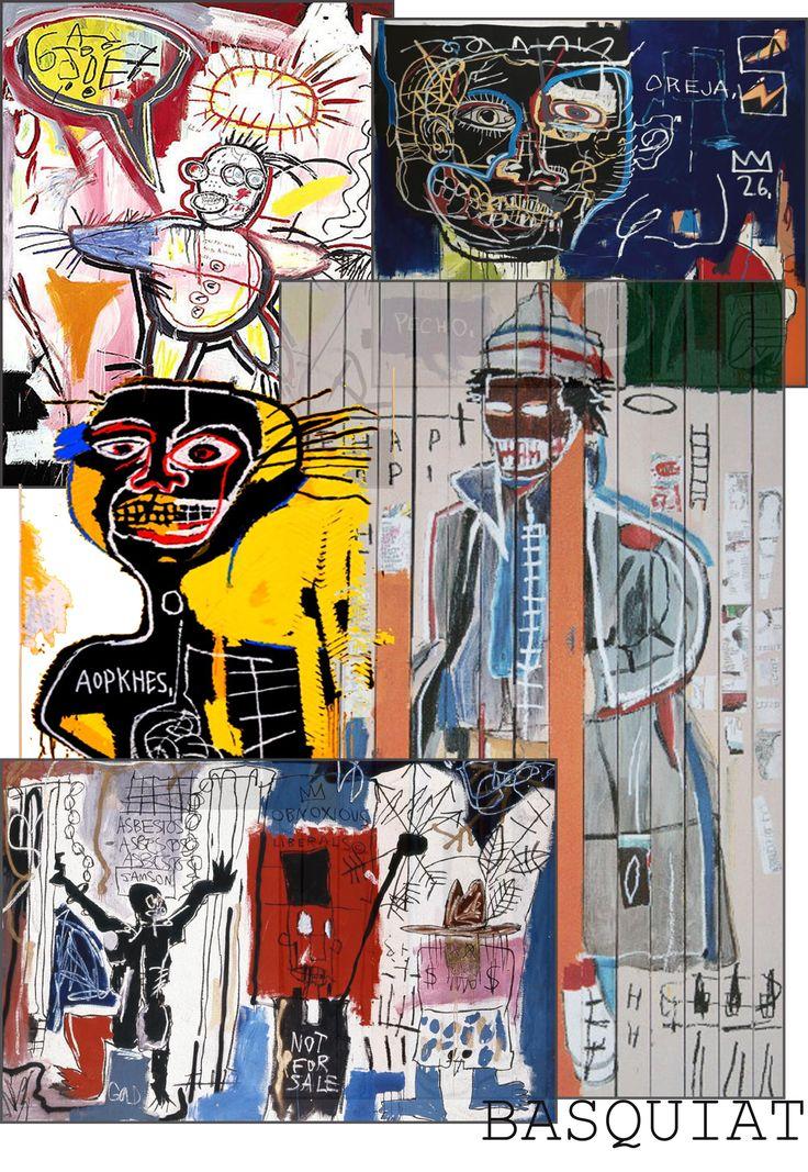 Basquiat, favorite artist