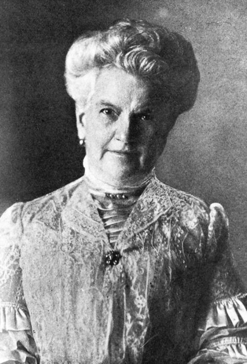 """""""…animals have certain rights, as inalienable as those of man to life, liberty and the pursuit of happiness."""" Happy birthday, Caroline Earle White, co-founder of the Pennsylvania Society for the Prevention of Cruelty to Animals. #CarolineEarleWhite #PSPCA"""