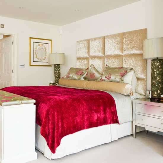 1000+ Ideas About Red Accent Bedroom On Pinterest
