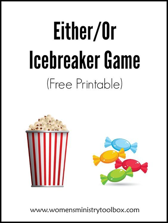 Small group bible study ice breakers