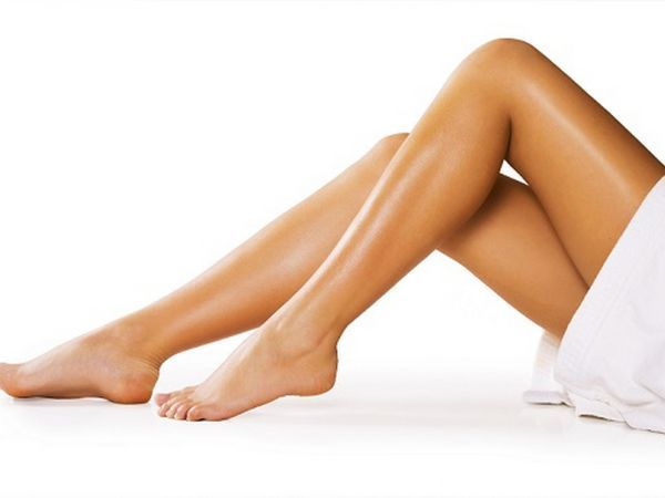 3 steps to desirable legs