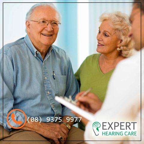 Get better hearing from a new, discreet hearing aid. Make an appointment at. (08) 6262-8991. http://bit.ly/2nmLrI6