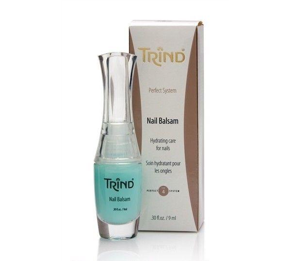 TRIND NAIL BALSAM - Baume Soin hydratant pour les ongles à base d'eau (non gras)  Ongles: striés, secs, cassants, dédoublés, mous, friables, abîmés