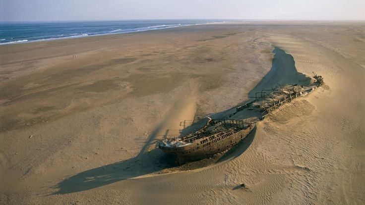 500 hundred year old ship wreck.