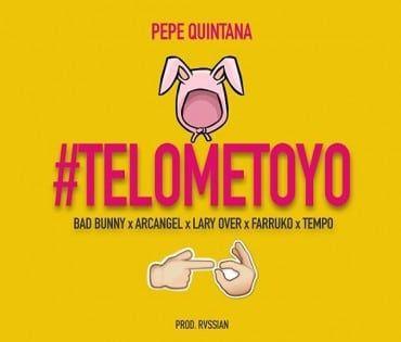 Bad Bunny Ft. Arcangel,Lary Over,Farruko & Tempo - Te Lo Meto Yo - http://www.labluestar.com/bad-bunny-ft-arcangellary-overfarruko-tempo-te-lo-meto-yo/ - #Arcangellary, #Bad, #Bunny, #Ft, #Lo, #Meto, #Overfarruko, #Te, #Tempo, #Yo