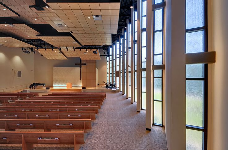 Igreja Presbiteriana Coreana / Arcari + Iovino Architects