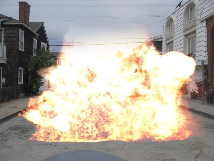 Sony Vegas Pro Tutorial | Explosions