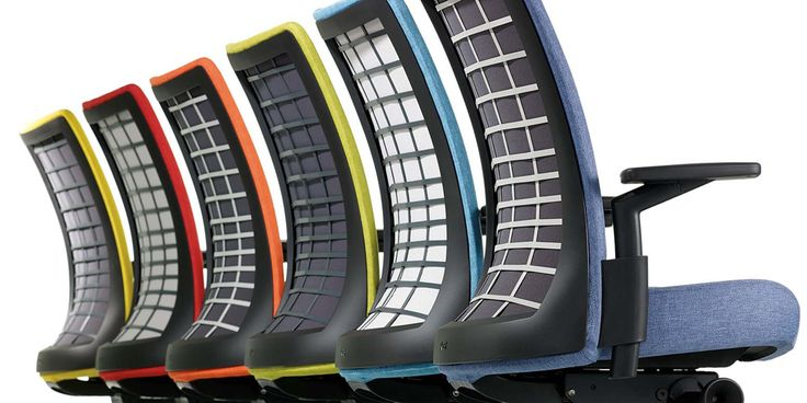 Remix work chair by Knoll http://www.aof.com/office_furn_products/remix-work-chair #knoll #remix #taskchairs #seating