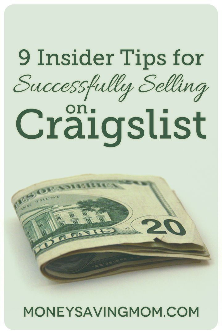 Want to make a lot of money by selling stuff you no longer need or use? Check out these insider tips and tricks and you'll save yourself a lot of time & hassle -- plus, you'll make a lot more money!