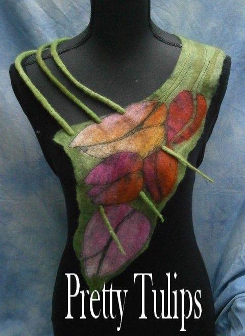 Pretty Tulips. Lia Steffens-Jansen