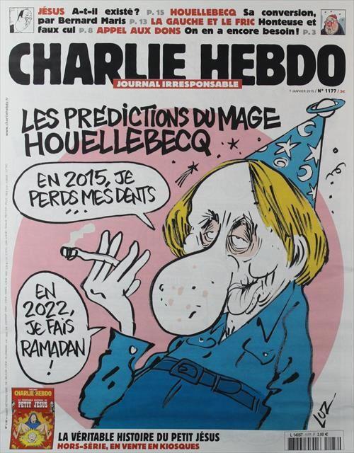 Charlie Hebdo - N°