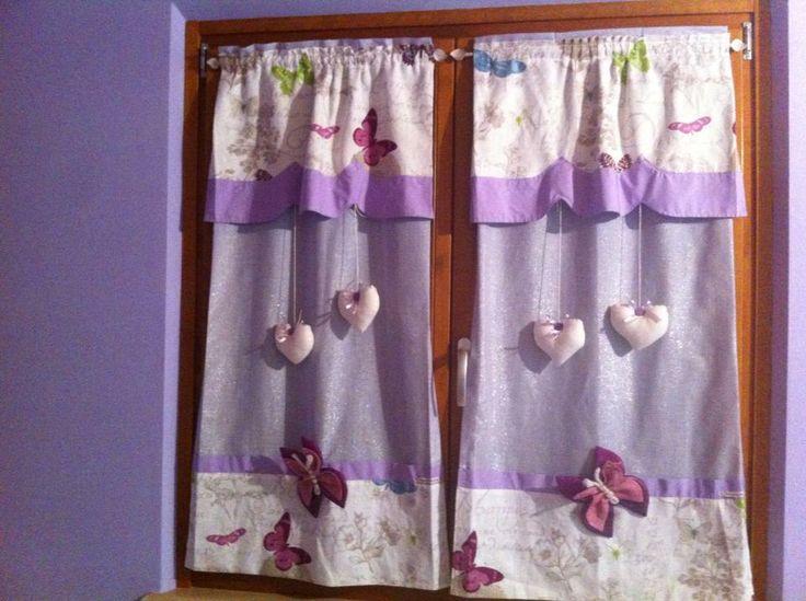1000 images about tende on pinterest cafe curtains - Modelli tende da bagno ...