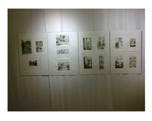2016 Esposizione di foto ritratto da amici Spazio Baratelli Ostini Cuirone di Vergiate