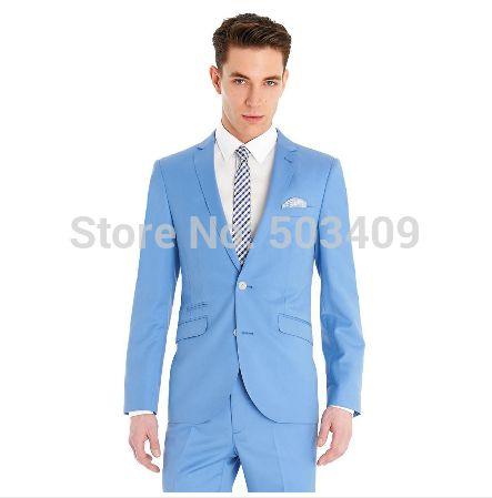 Костюмы fashionSlim подходящую костюм жених смокинги пик дружки мужчины свадьба / ну вечеринку смокинг жених ( куртка + брюки + галстук + жилет )