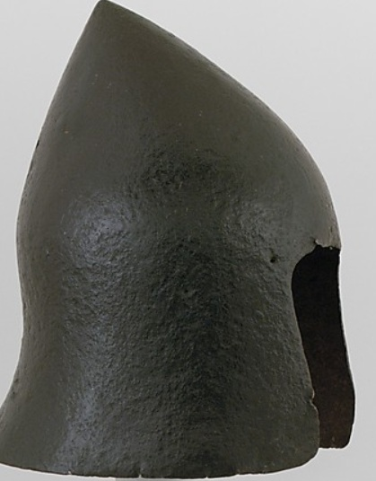 Great Sallet  late 14th–mid-15th century   Italian  http://www.metmuseum.org/Collections/search-the-collections/40004735
