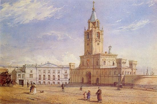 Страстной монастырь в Москве / Православие.Ru
