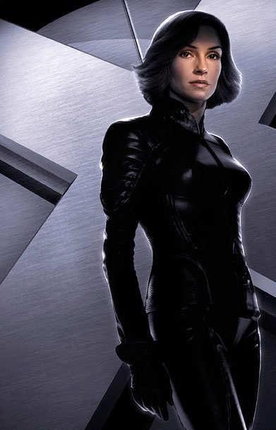 Famke Janssen as Phoenix in X-Men 2, 2003