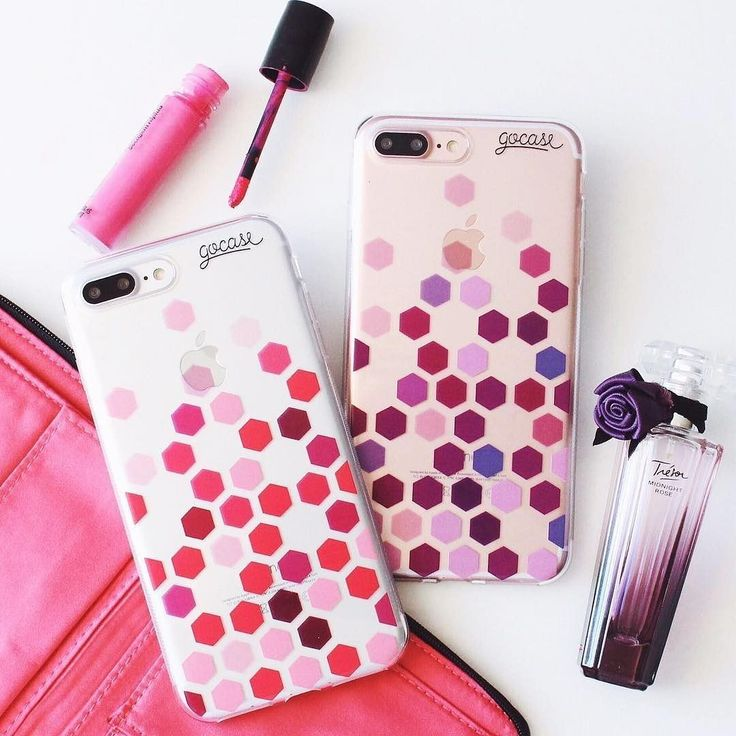 LOVE pink!  More cases on our website goca.se/buy #instadaily #instamood #iphone #phonecase #samsung. Phone case by Gocase http://goca.se/gorgeous