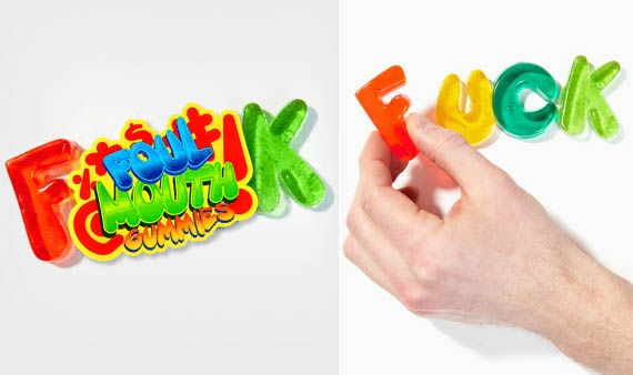 F**K Candy: Gummy Bears, Foul Mouths, Gifts Ideas, Mouths Candy, Candy Baby, Fucking Gummy, Foul Candy, Funny Products, Mouths Gummy