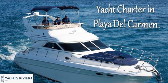 Enjoy the world's best yachting experience in Playa Del Carmen. We are top rated boat rental provider in Playa Del Carmen. Contact us for best yacht charters!