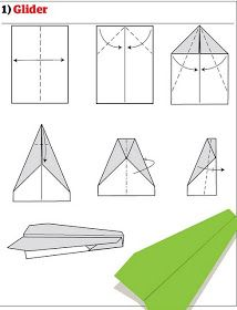 Really Cool Pics How To Build Cool Paper Planes Make A Paper Airplane Paper Airplanes Paper Airplane Template