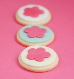 La Cocina de Carolina: Cómo decorar galletas con fondant (galletas decoradas)