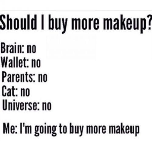 The struggle! | Makeupsocial