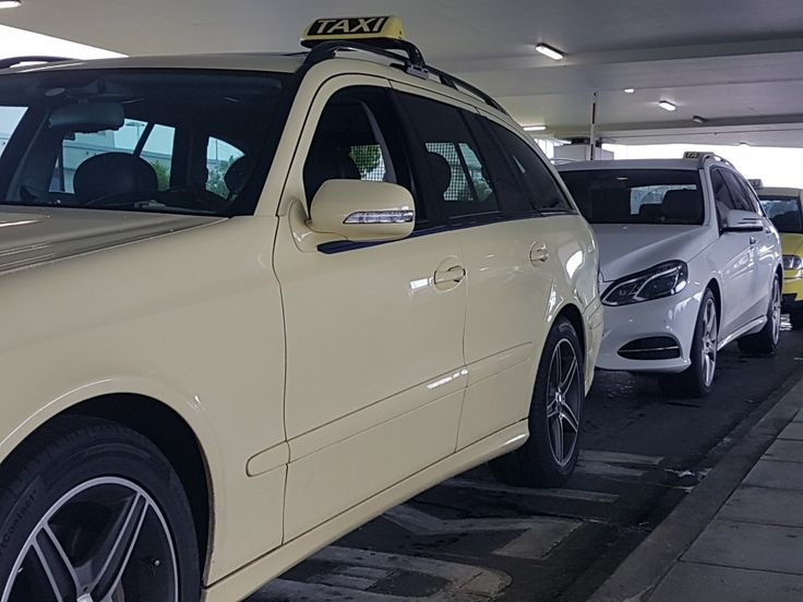 athens airport to city taxi cost summer 2018