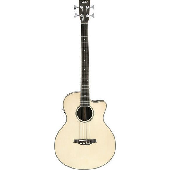 Artist Acoustic Electric Bass with Cutaway & Eq | Buy Acoustic Electric Guitars