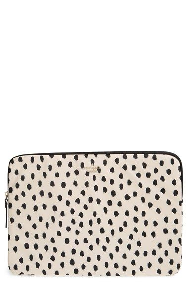 kate+spade+new+york+'renny+drive'+laptop+sleeve+(15+inch)+available+at+#Nordstrom