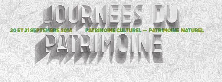Programme 2014 des Journées Européennes du Patrimoine par ici http://www.vuparici.fr/journee-du-patrimoine/ #alsace #france