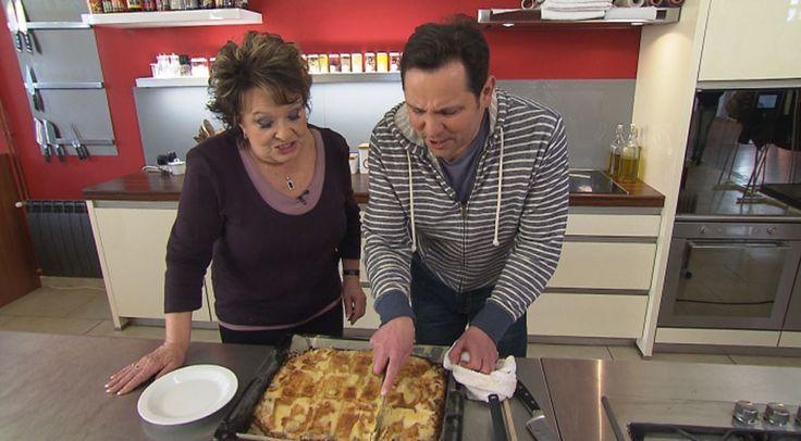 Karlštejnský domácí jablečný koláč — Recepty — Hobby naší doby — Česká televize