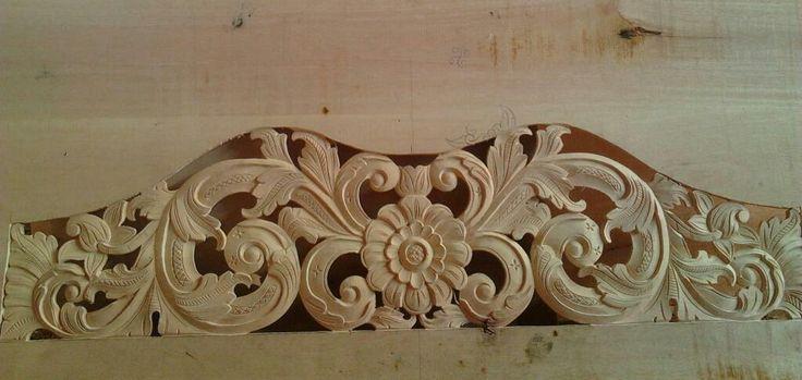 #Kriya #Wood Carving #Woodcarving