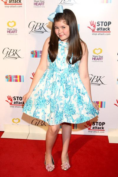 Addison Riecke Photos Photos - Actress Addison Riecke attends the GBK & Stop Attack Pre Kids Choice Gift Lounge at The Redbury Hotel on March 26, 2015 in Hollywood, California. - GBK & Stop Attack Pre Kids Choice Gift Lounge
