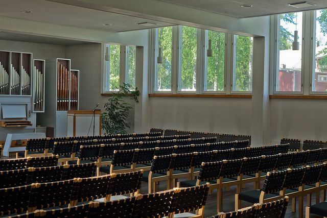 alajärvi - parish center 3 | Flickr - Photo Sharing!