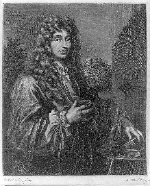 Christian Huygens, 1629-1695