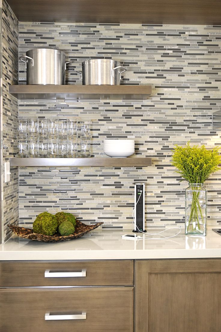 Industrial kitchen design by Acadian House