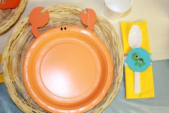 Usar a criatividade quando se monta a decoração da festinha de aniversário de seu filho é fundamental, porém com o tema fundo do mar é quase...