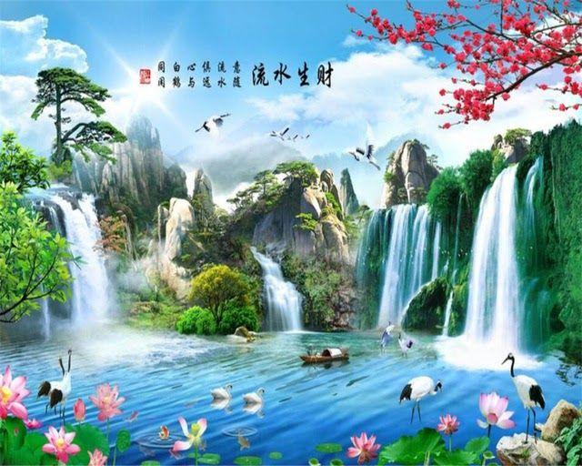 Menakjubkan 30 Background Pemandangan Alam Indah Wallpaper Pemandangan Alam 67 Pictures Download Unduh 76 Background Banner Pema Di 2020 Pemandangan Mural Lanskap
