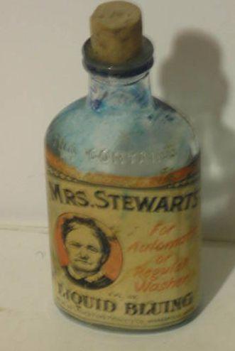 I know the original Mrs. Stewart...