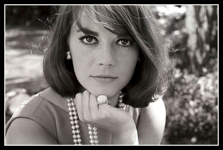 Natalie Wood, photo by Angelo Frontoni,
